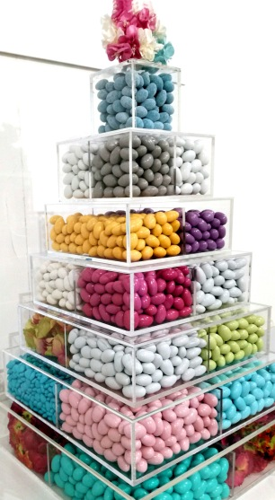 la nostra piramide di dolcezza