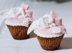 Cupcakes rose - cake art
