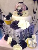 Torta Favola - wedding cake
